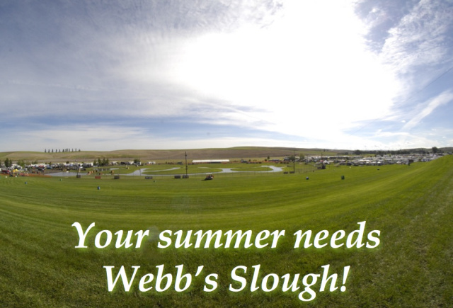 Your Summer Needs Webb's Slough!